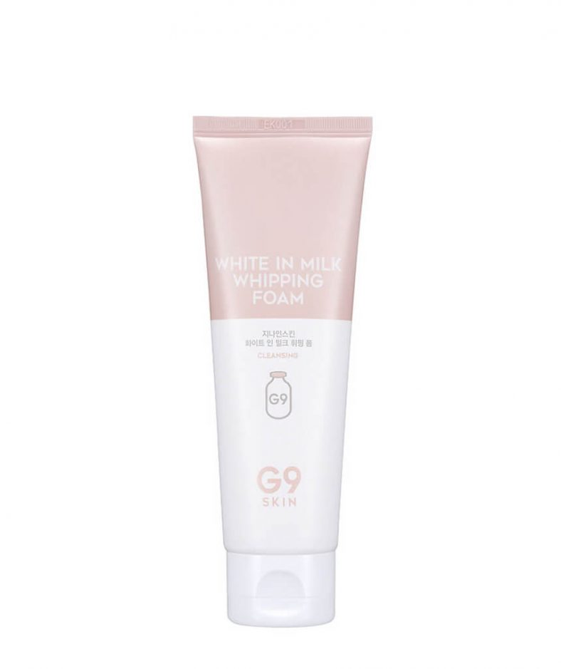 G9 Skin White In Milk Whipping Foam