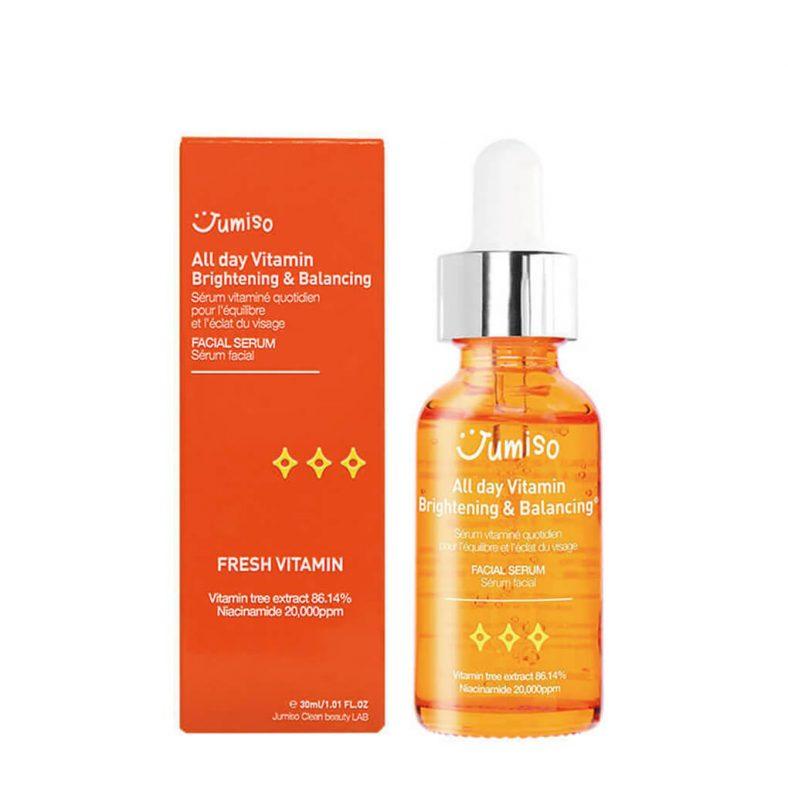 Jumiso All Day Vitamin Brightening & Balancing Facial Serum