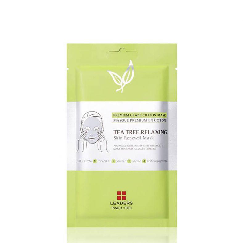 Leaders Tea Tree Relaxing Skin Renewal Mask