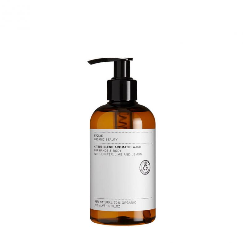 Evolve Organic Beauty Citrus Blend Aromatic Wash