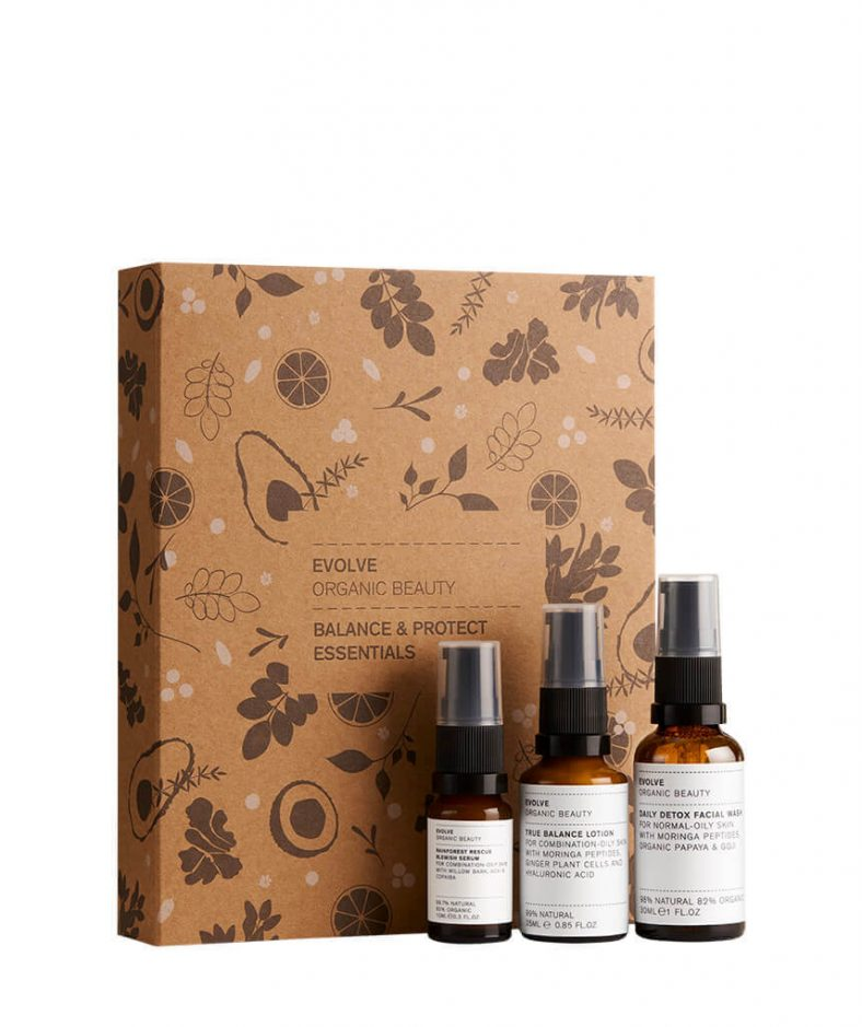 Evolve Organic Beauty Set Balance & Protect Essential