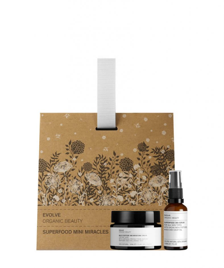 Evolve Organic Beauty Superfood Mini Miracles