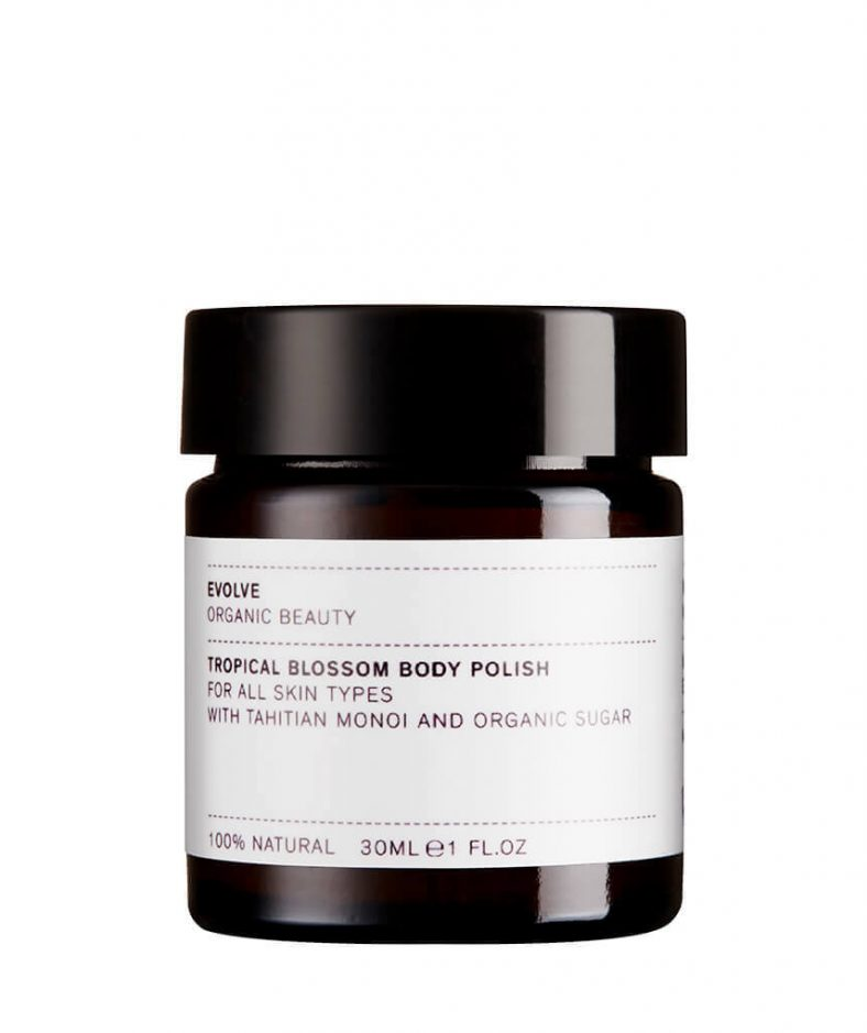 Evolve Organic Beauty Tropical Blossom Body Polish