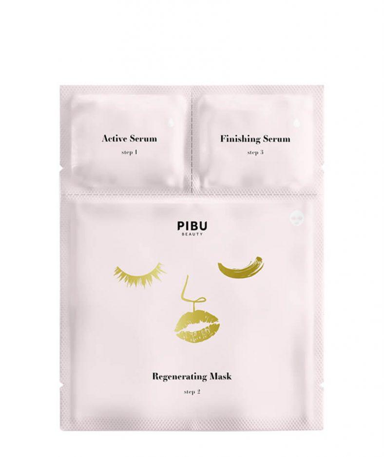 Pibu 3 Steps To Beauty Mask