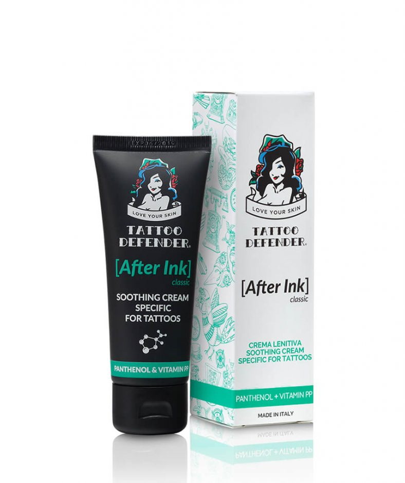 Tattoo Defender After Ink soothing cream classic
