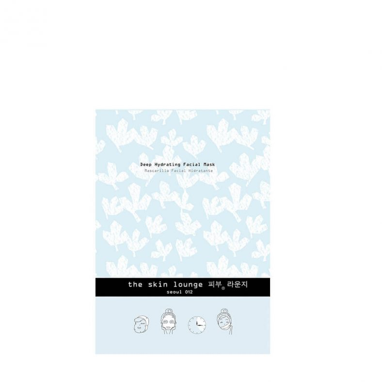 The Skin Lounge Deep Hydrating Facial Mask