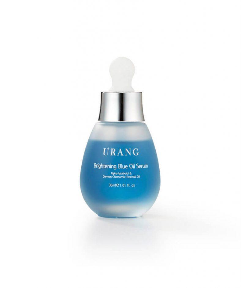 Urang Brightening Blue Oil Serum