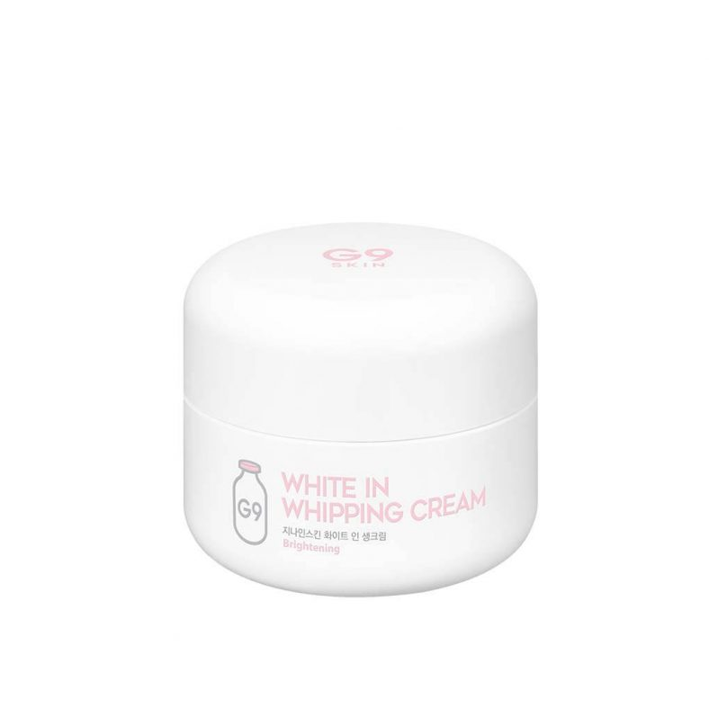 G9 Skin White In Milk Whipping Cream