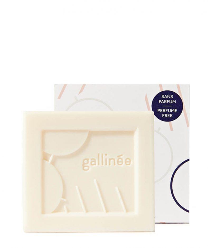 Gallinée Cleansing Bar Perfume Free