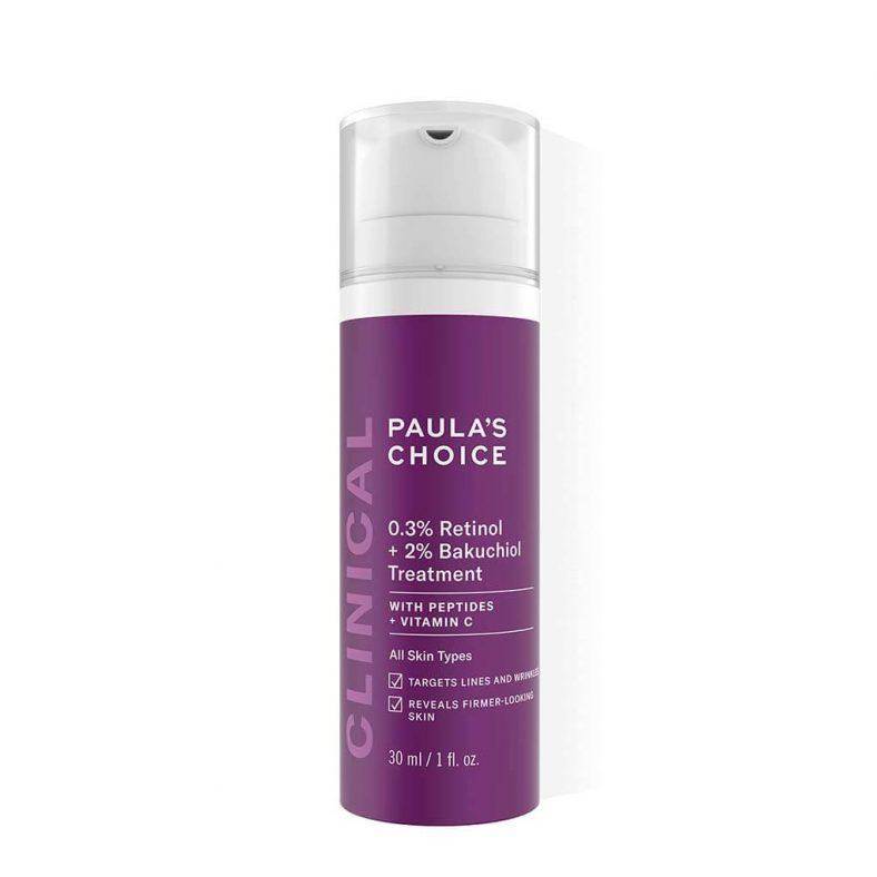 Paula's Choice Clinical 0.3% retinol + 2% Bakuchiol Treatment