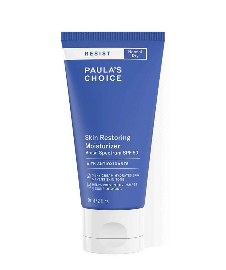 Paula's Choice Resist Anti-Aging Skin Restoring Moisturiser SPF50