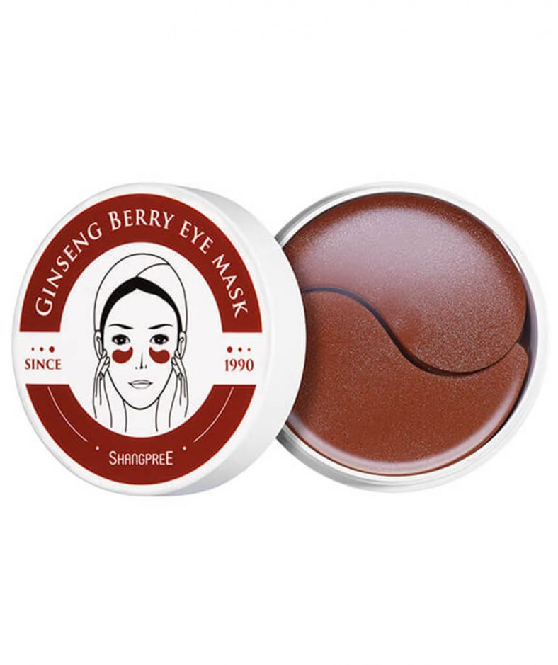 Shangpree Ginseng Berry Eye Mask