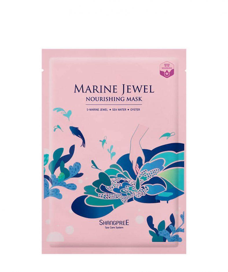 Shangpree Marine Jewel Nourishing Mask