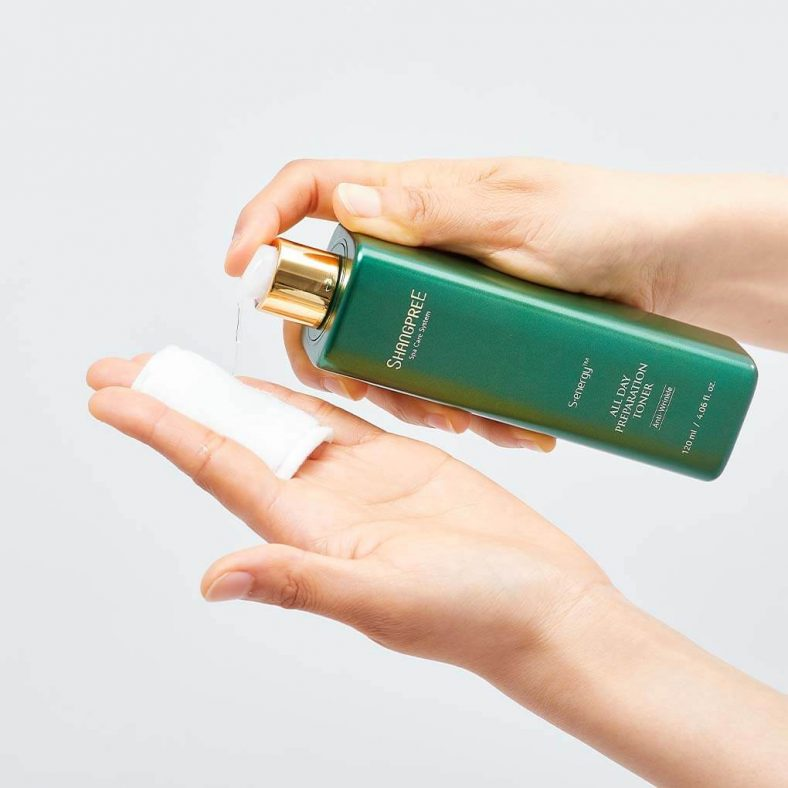 Shangpree S Energy All Day Preparation Toner