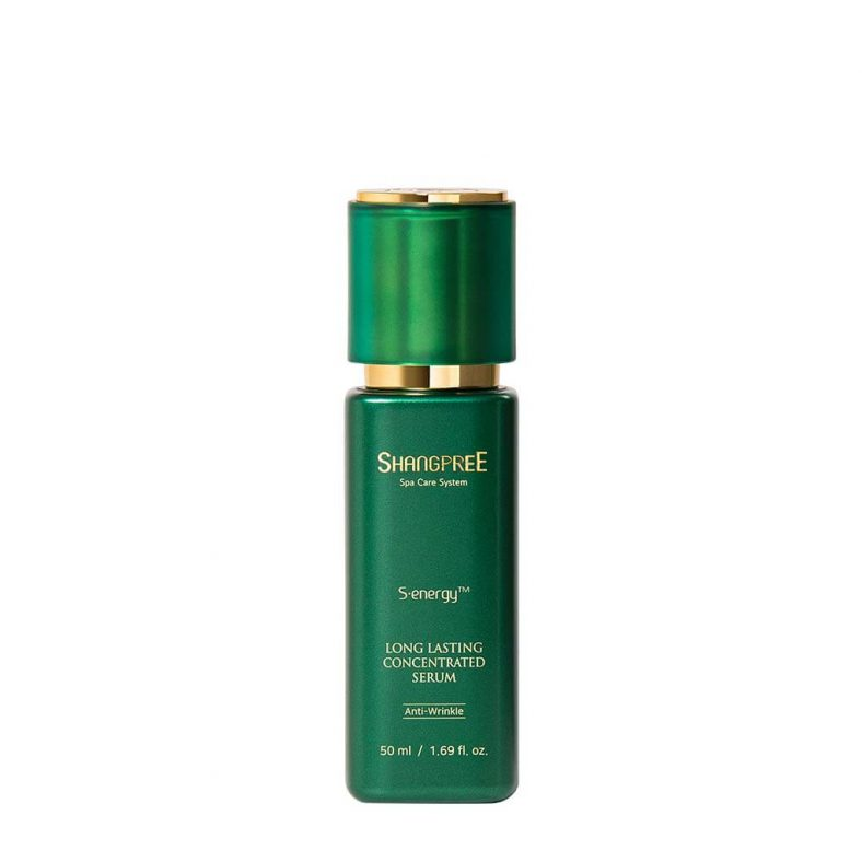 Shangpree S Energy Long Lasting Concentrated Serum