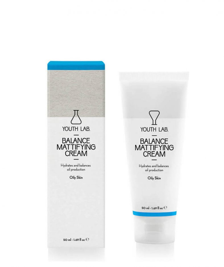 YouthLab Balance Mattifying Cream - Oily Skin