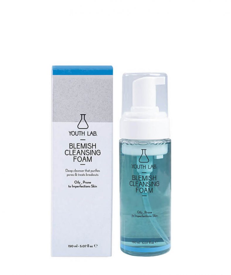 YouthLab Blemish Cleansing Foam
