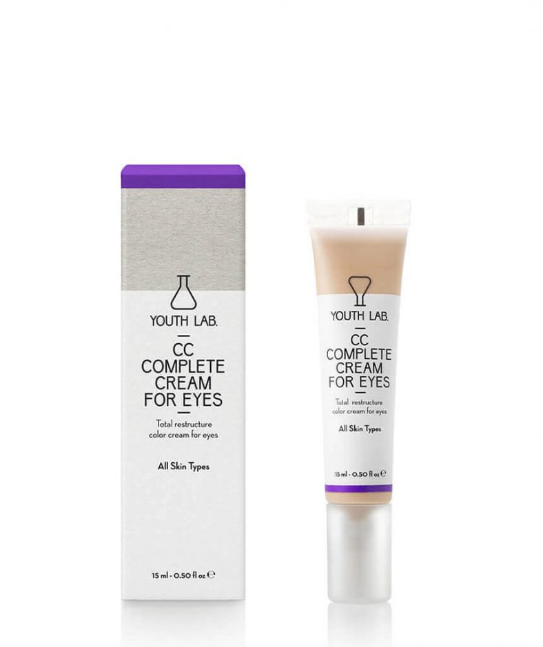 YouthLab CC Complete Cream For Eyes - All Skin Types