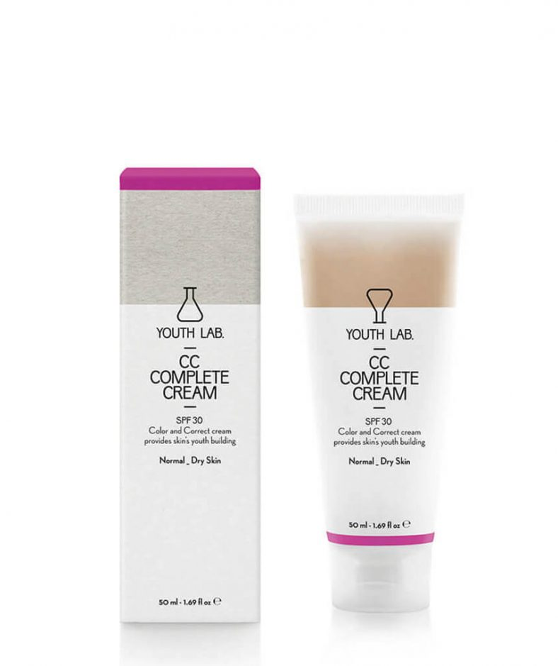 YouthLab CC Complete Cream Spf 30 Pa+++ - Normal Skin