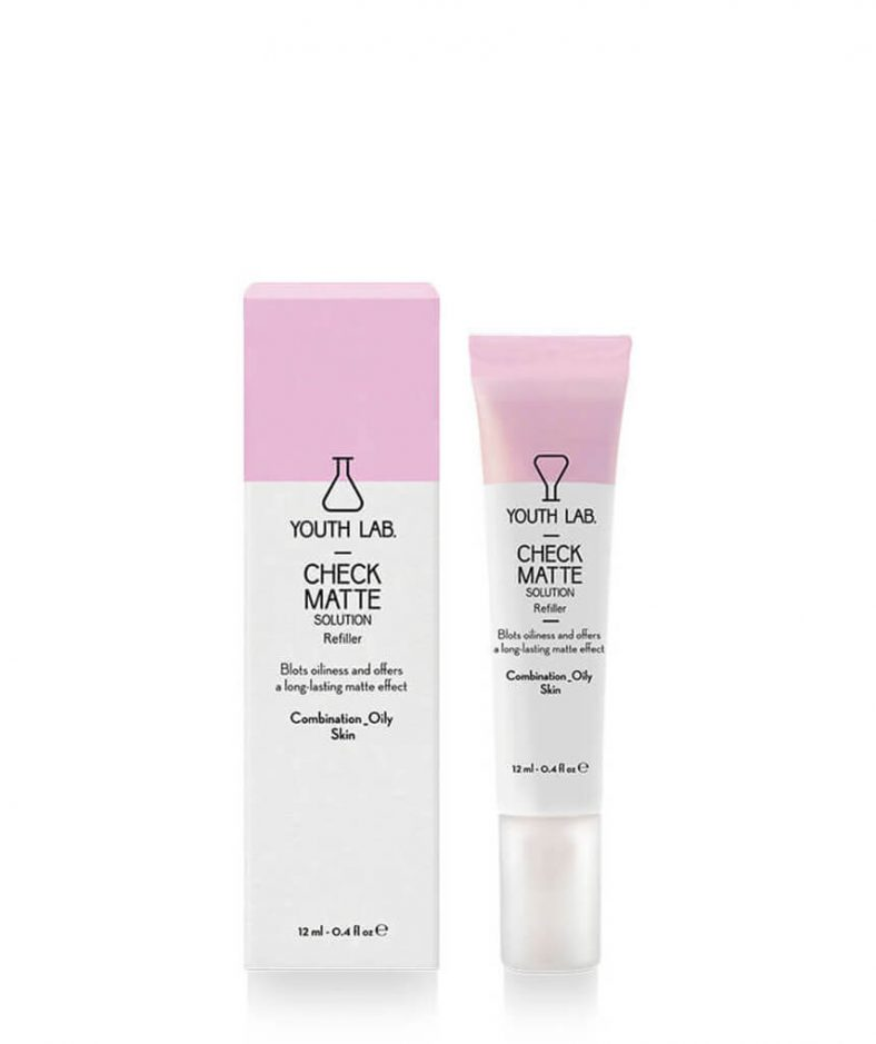 YouthLab Check Matte Refiller Combination_Oily Skin