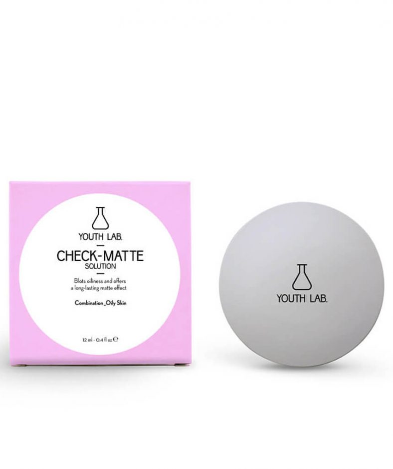YouthLab Check Matte Solution Combination_Oily Skin
