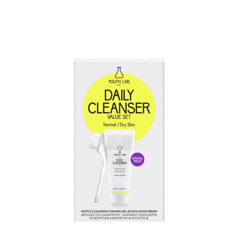 YouthLab Cleanser Set Normal Dry Skin