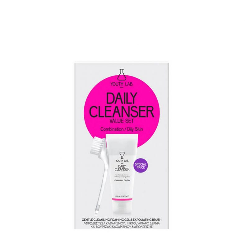 YouthLab Cleanser Set Oily Skin