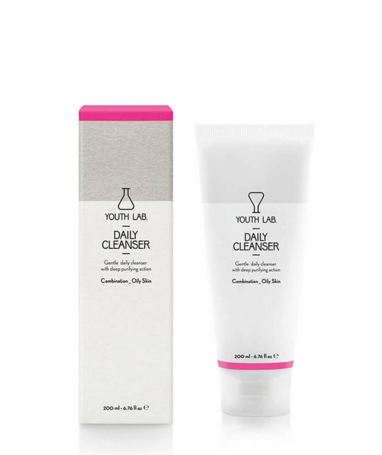 YouthLab Daily Cleanser - Combination_Oily Skin