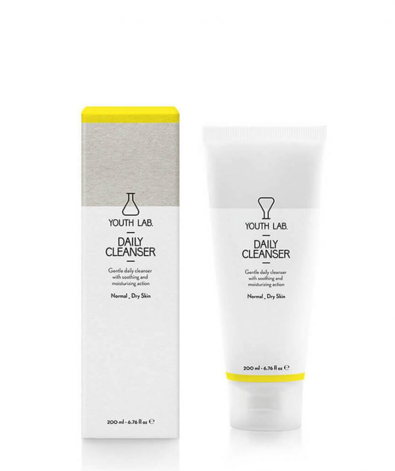 YouthLab Daily Cleanser - Normal_Dry Skin