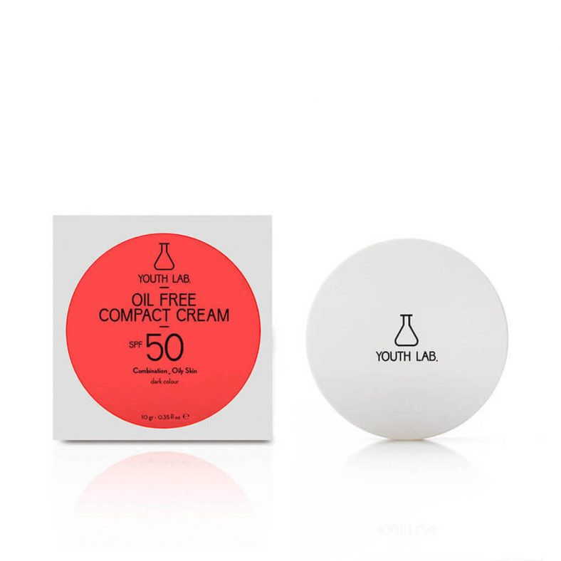 YouthLab Oil Free Compact Cream Spf 50 - Combination Oily Skin