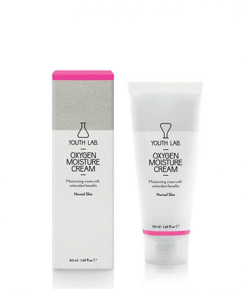YouthLab Oxygen Moisture Cream Spf 10 - Normal Skin
