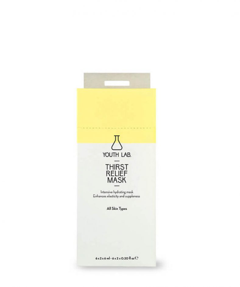 YouthLab Thirst Relief Mask - All Skin Types