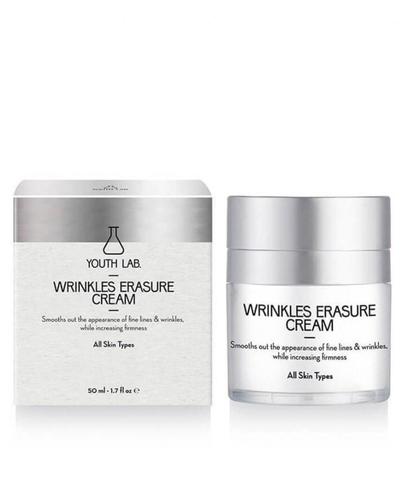 YouthLab Wrinkles Erasure Cream Spf 10 -All Skin Types