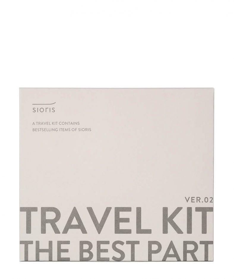 Sioris Travel Kit (The Best Part Ver.)