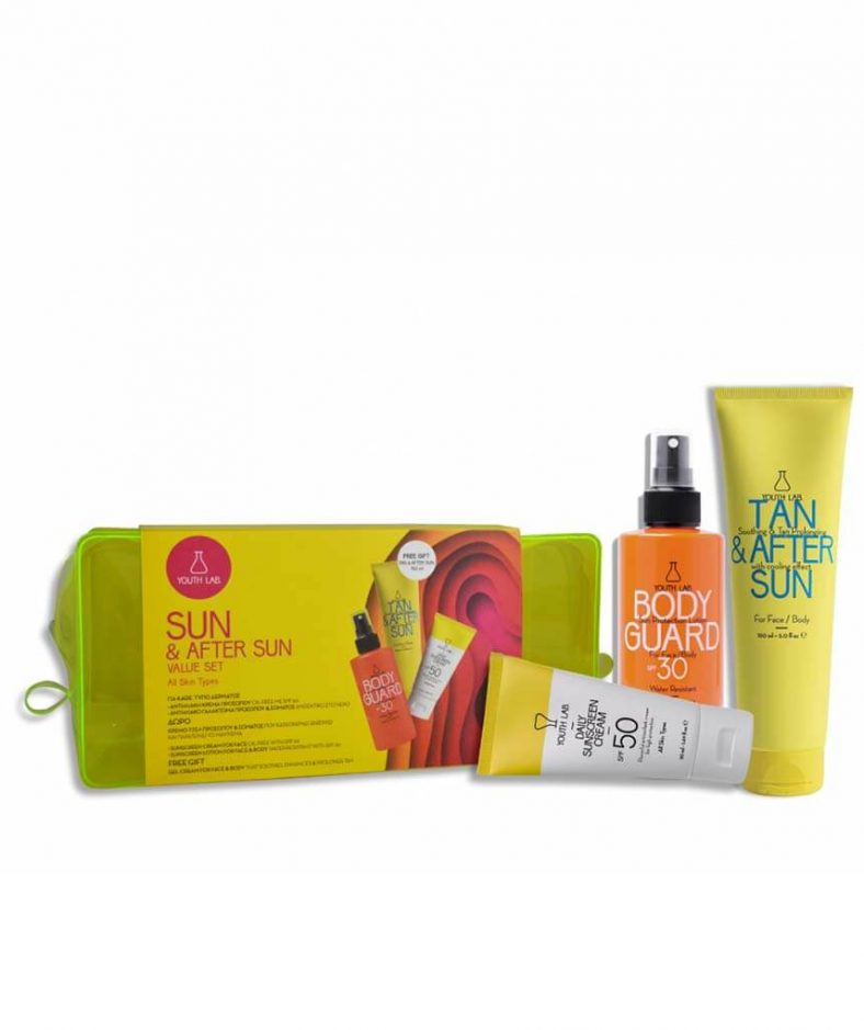 YouthLab Sun & After Sun All Skin Types