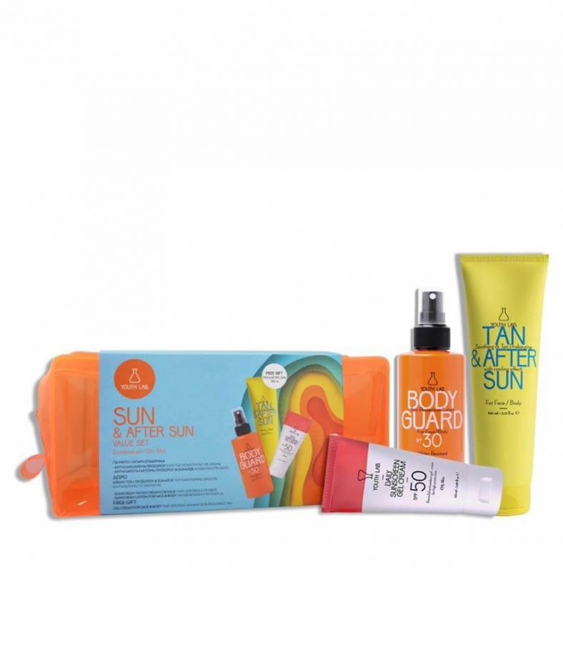 YouthLab Sun & After Sun Combination-Oily Skin